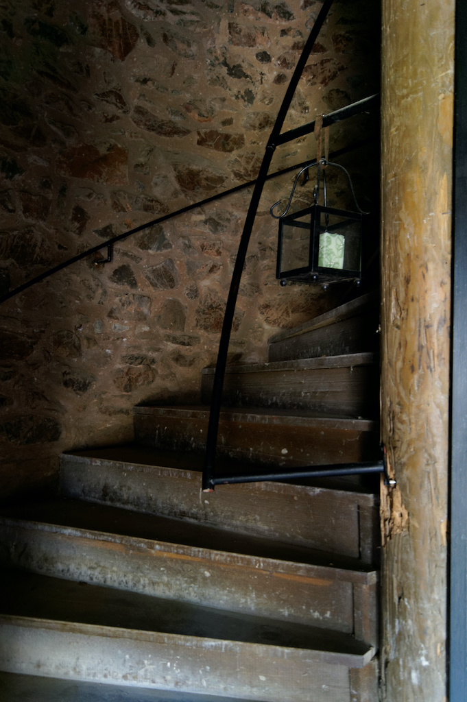 Wejście na wieżę