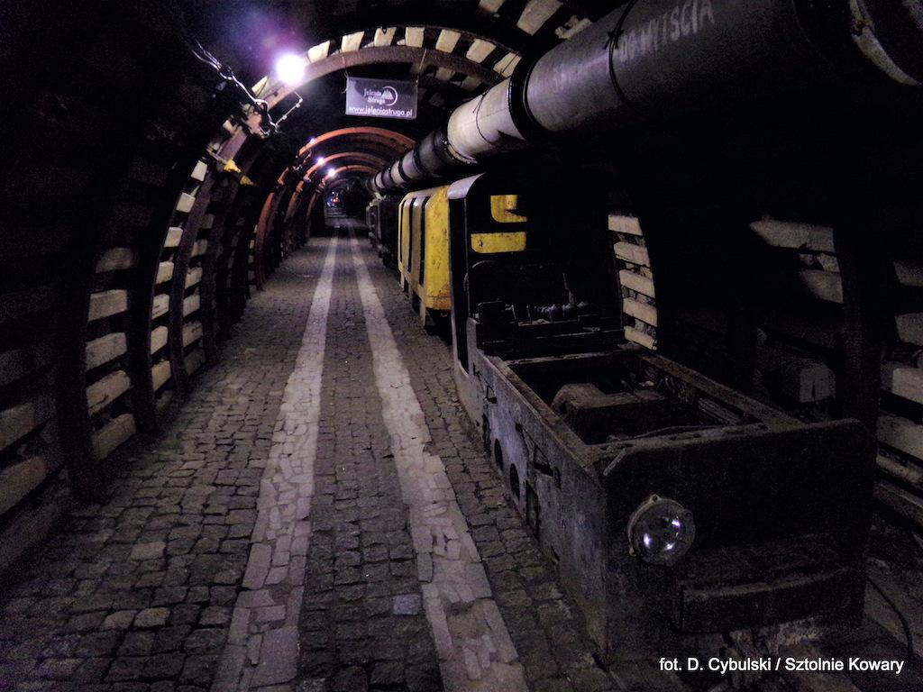 """Sztolnie Kowary kopalnia uranu """"Liczyrzepa"""" – Foto: Dominik Cybulski"""