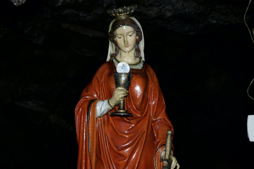 Święta Barbara, patronka górników