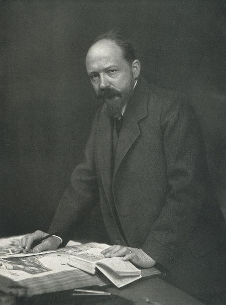 Architekt Bodo Ebhardt – Autor przebudowy Czochy w latach 1909–1916