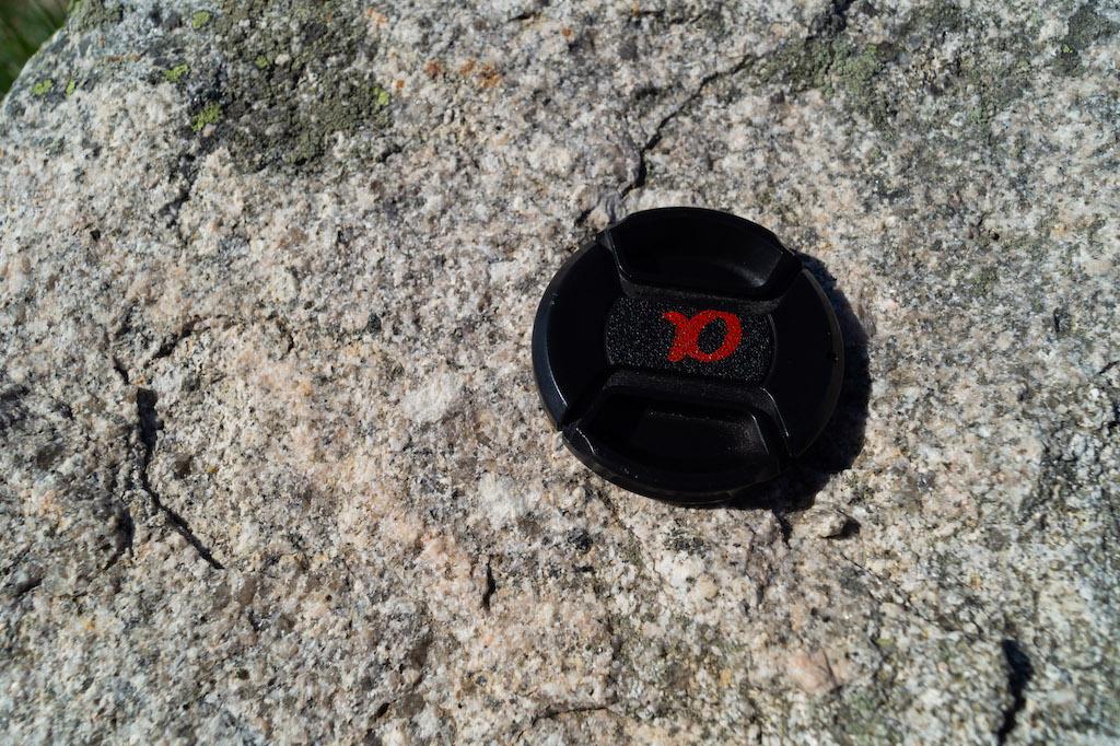 Granit równoziarnisty z grzbietu Karkonoszy