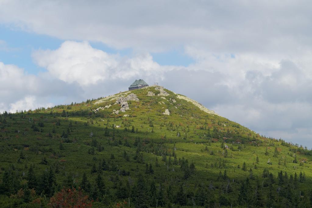Szrenica 1362 m n.p.m.
