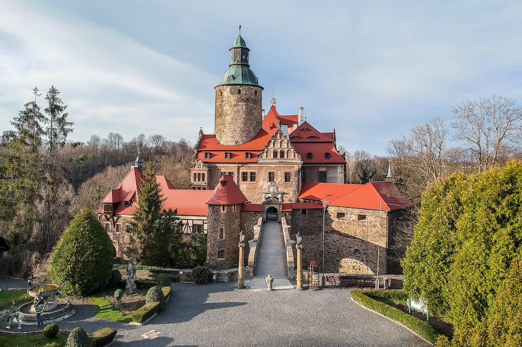 Zamek Czocha w Suchej – Foto: Adrian Sitko